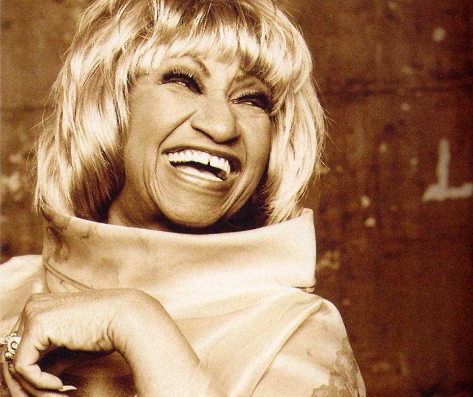 Celia Cruz: most popular Latin artist of the 20th century!
