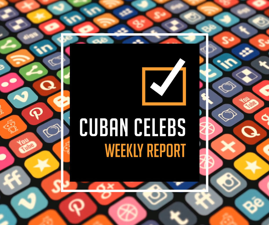 Cuban Celebs Weekly Report, set to premiere on August 19